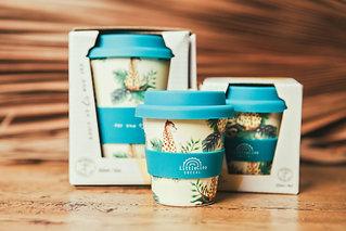 LITTLE LIONEL LEOPARD CUPS