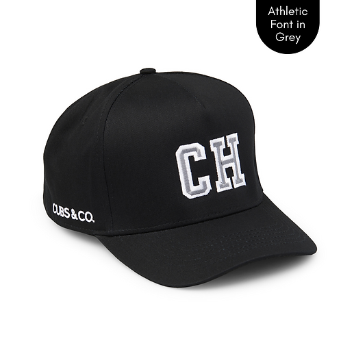 Cubs and Co Personalised Black