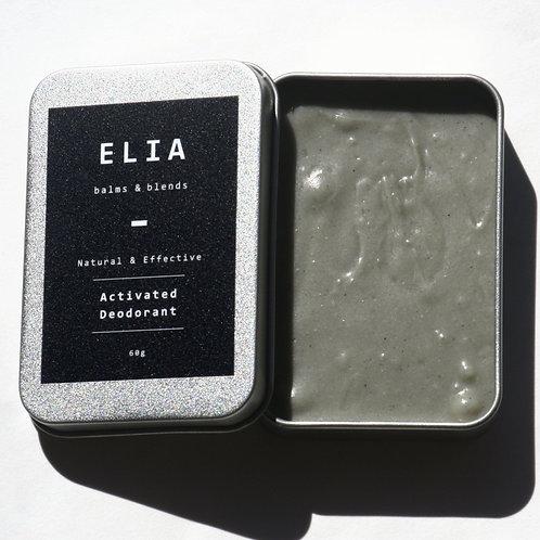Elia - Activated Deodorant