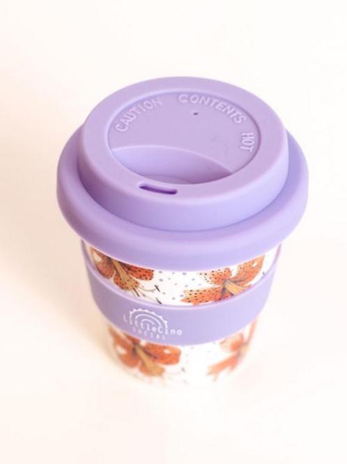 TIGER LILY BABYCINO CUP