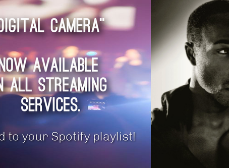 Digital Camera by Charles Moss Now Streaming