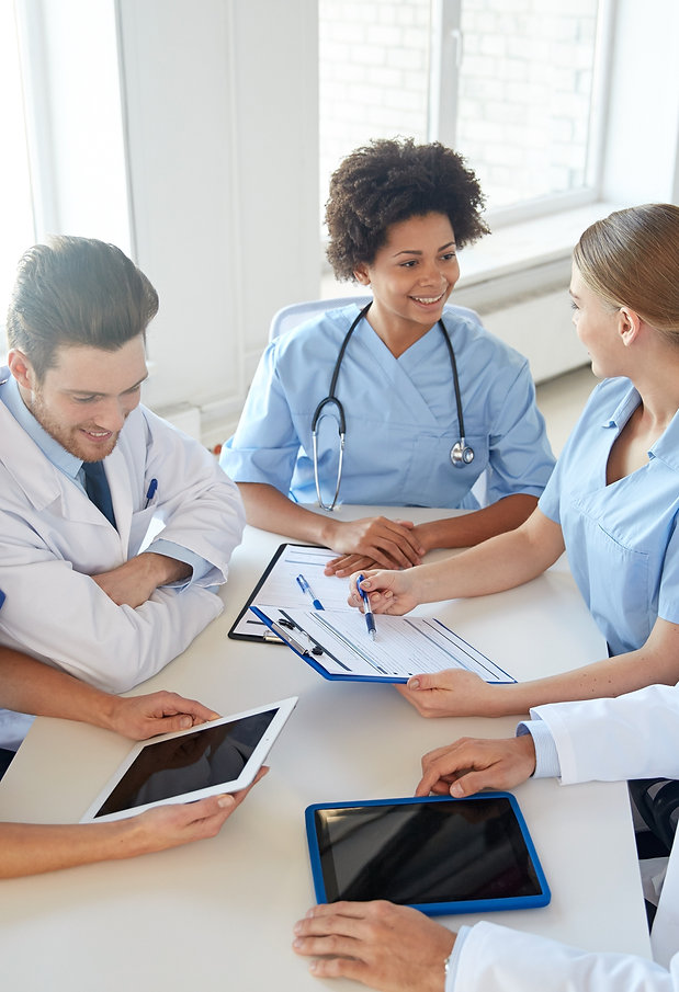 hospital, medical education, health care