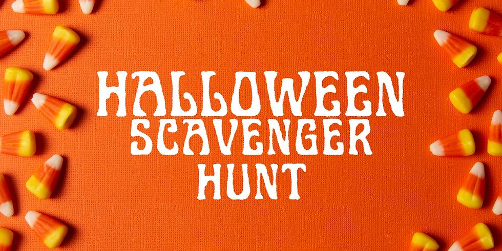Family Friendly Community Scavenger Hunt