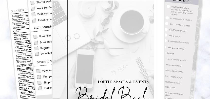 Loftie Bridal Book