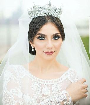 Our stunning Royal princess bride Christ