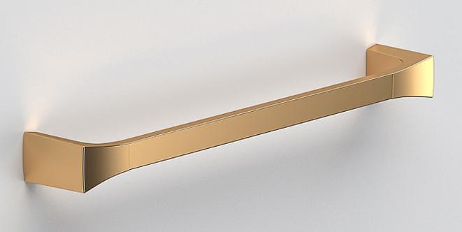 S7 Towel Rail 500mm - Gold