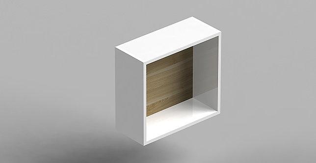 Sonia Cube Wall Mounted Shelf Unit