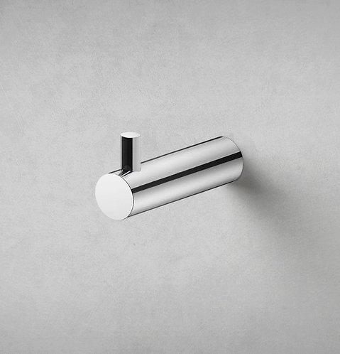 Flow Robe Hook :: Chrome