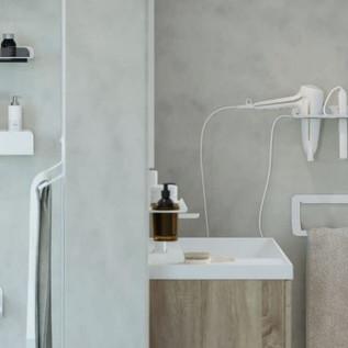 Quick Showering Area