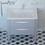 Thumbnail: Sonia Epoque 600mm Basin Furniture Unit - Storm grey