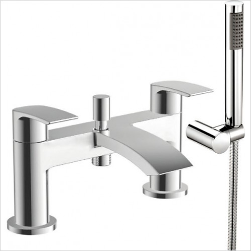 Bathworks Essentials Temple Bath Shower Mixer