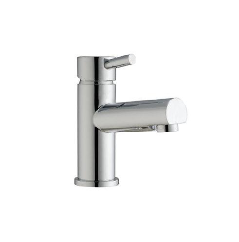 Bathworks Essentials Round Mono Basin Mixer