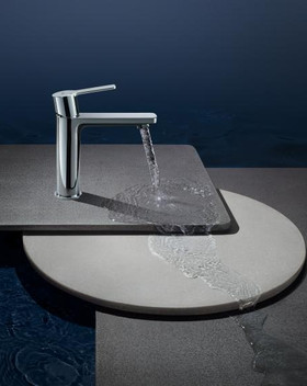 Grohe Lineare Deck Mounted Basin Mixer T