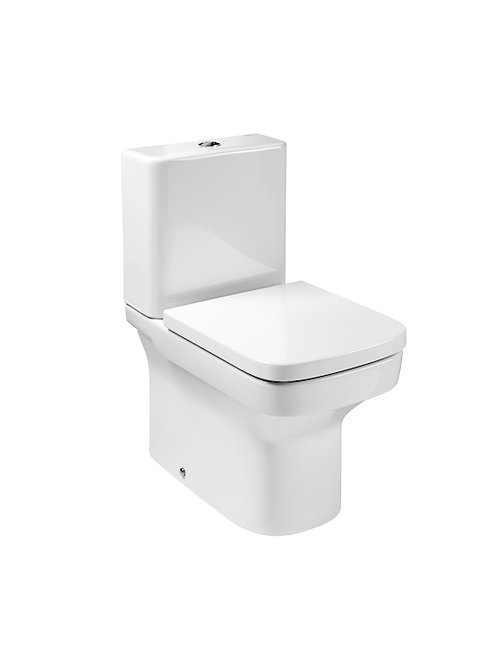 Roca Dama-N Compact Close Coupled Back-To-Wall WC