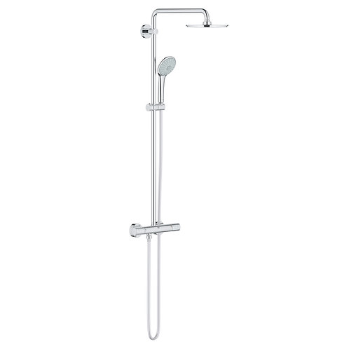 GROHE 27964000 Euphoria 210 Shower System with Thermostat