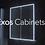 Thumbnail: HIB Exos 50 LED Illuminated  Double Door Aluminium Cabinet