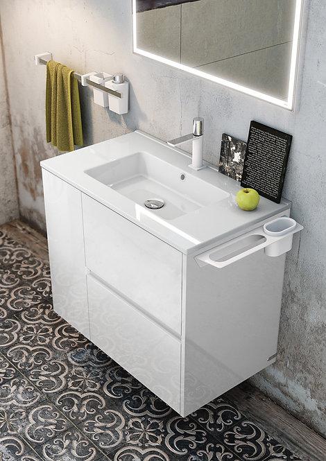 Sonia Code 800 Vanity Unit :: Gloss White