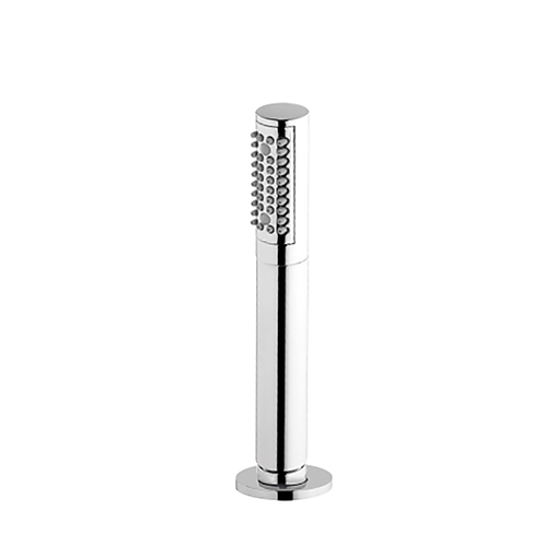 Water evolution Flow pull-out hand shower with retractable mounting :: Chrome