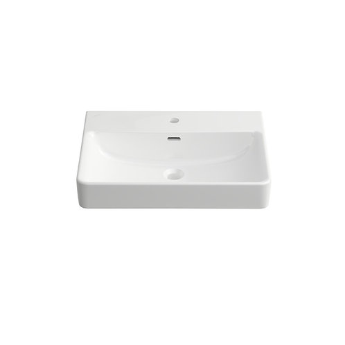 Pro S 600 x 465mm Basin  - No Tap Hole