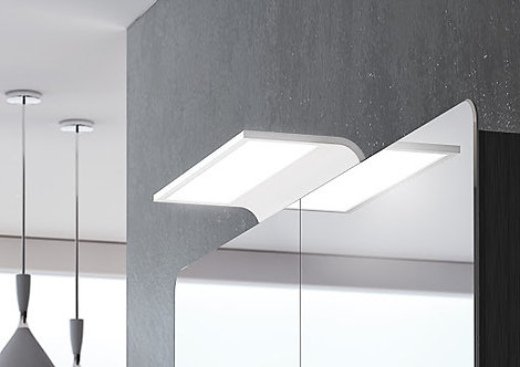 Bathroom Mirror and Cabinet Light F20 Led 305mm