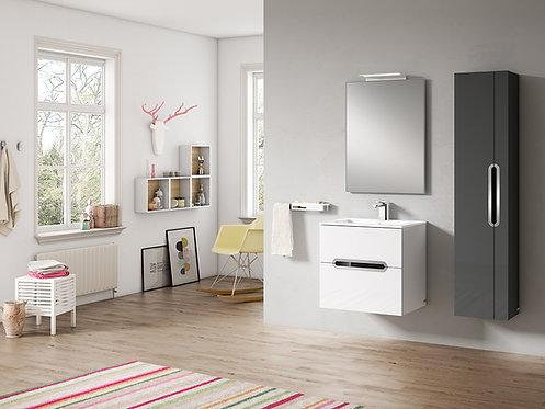 Sonia Play 800mm Vanity Unit :: Gloss White