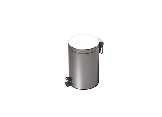 Sonia Contract Pedal Waste Bin 3 Litres