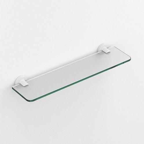 Tecno Project Glass Shelf 500mm :: White