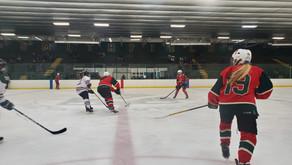 RIIL Girls Hockey: Thunderbirds Swoop Past SCMB 6-5