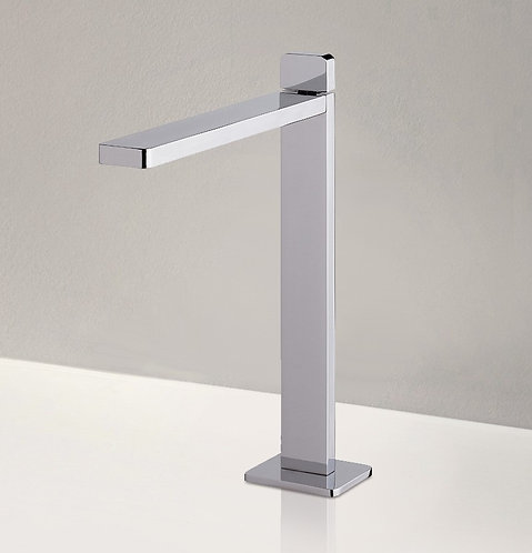 The I Tap Tall Basin Mono mixer Tap - Chrome