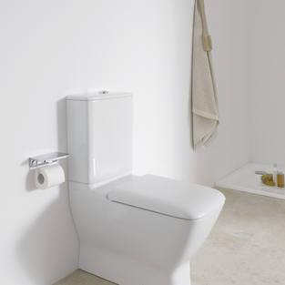 Close Couple Toilet