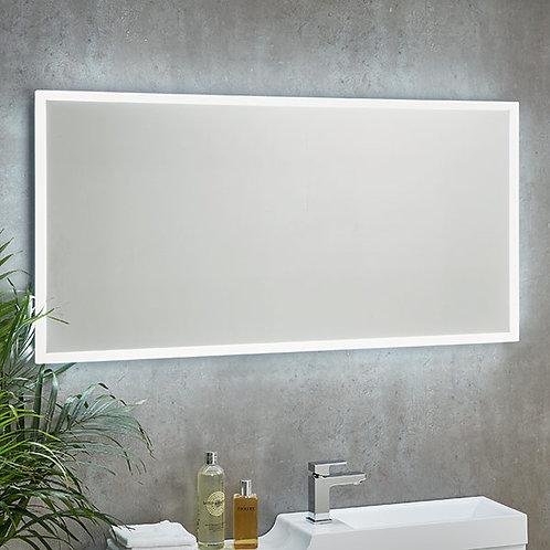 Bathworks Essential Led Back Lit Mirror 1200x600 ::