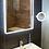 Thumbnail: HIB Vega LED Illuminated Mirror 80x60cm