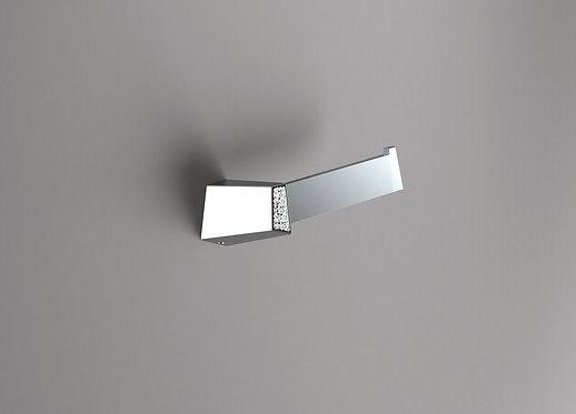 S8 Swarovski Open Toilet Roll Holder