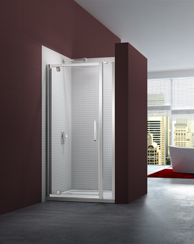 6 Series_Pivot_Door_with_Inline_Panel_LR
