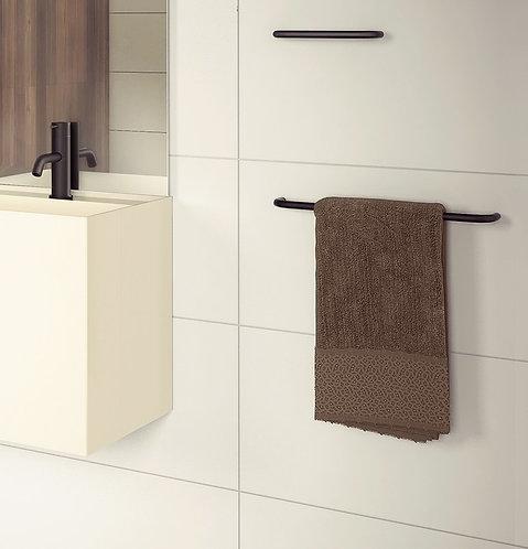 Flow Towel Rail 600mm :: Matt Black