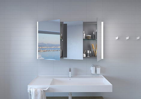 Sonia Led Mirror Cabinet
