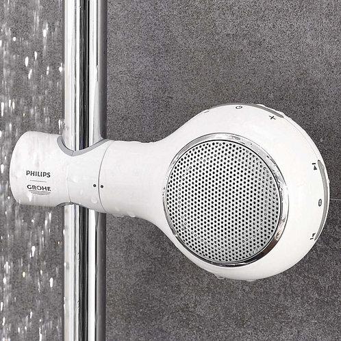 AquaTunes Wireless Bluetooth Shower Speaker By Grohe & Philips
