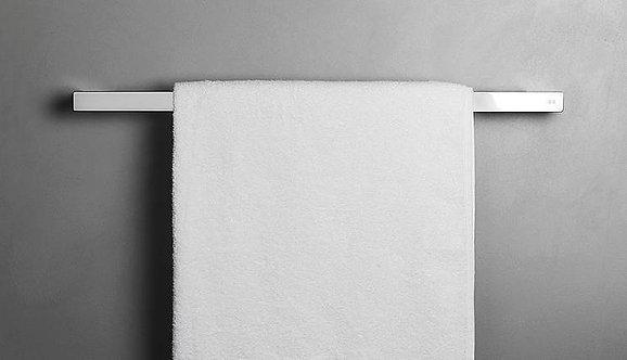 Reframe Towel Bar || Polished Steel