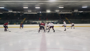 RIIL Division 1 Boys Hockey: Rams Dominant over East Greenwich, 7-1
