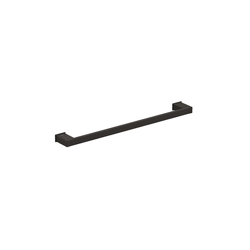 S-Cube Towel Rail 500mm || Matt Black