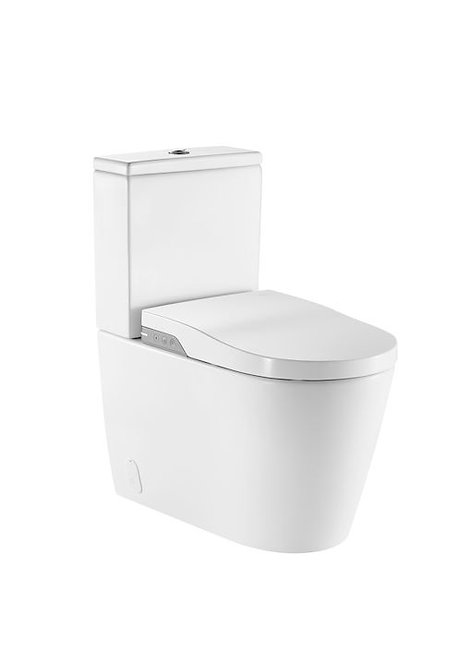 Roca In-Wash Inspira Smart WC BTW close coupled toilet with remote control and s