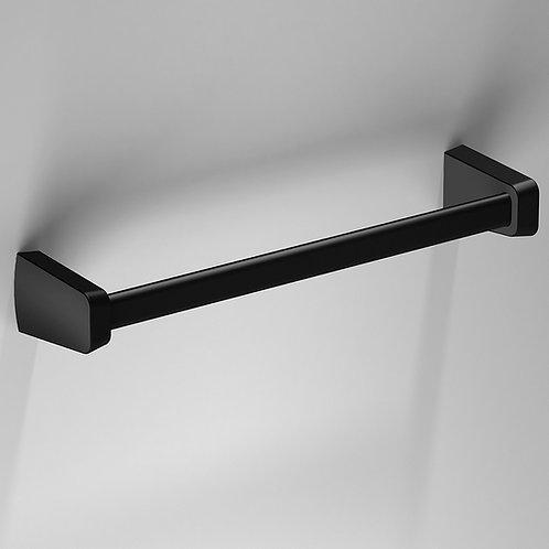 S6 Towel Rail 300mm - Black