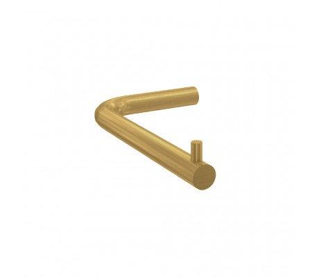 Toilet Roll Holder :: Brushed Brass
