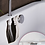 Thumbnail: Water evolution Flow pull-out hand shower with retractable Hose :: Brushed Brass