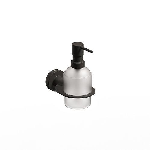 Tecno Project Liquid Soap Dispenser || Matt Black