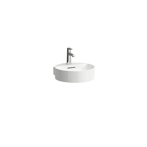 Val 400mm Small Round Washbasin