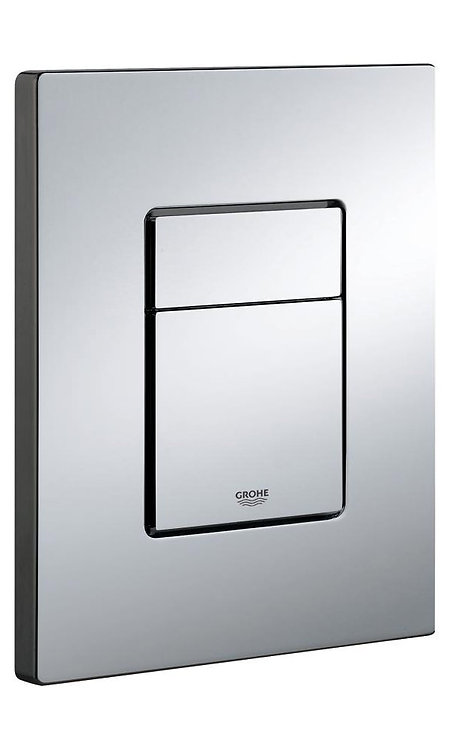 Grohe Skate Cosmopolitan WC Dual Flush Plate :: Chrome
