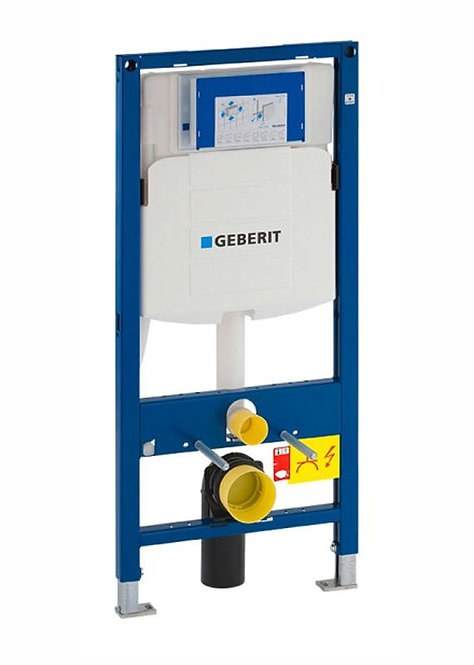 Geberit Duofix 1.12m WC Frame With Sigma Dual Flush Cistern