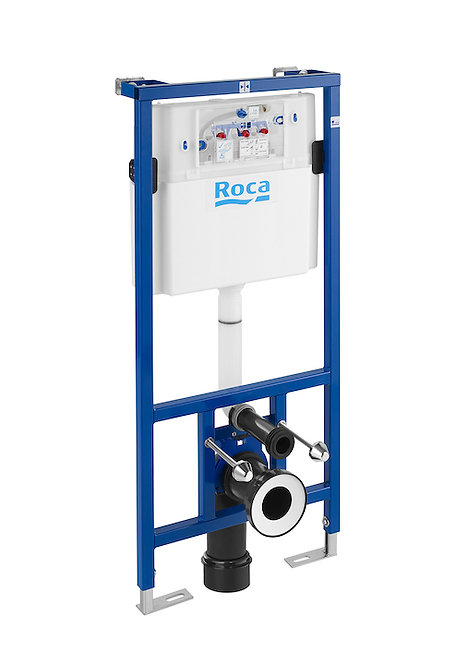 Roca Duplo Pro 1.12m WC Frame With Dual Flush Cistern