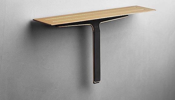 Reframe Shower Shelf & Shower Wiper || Copper
